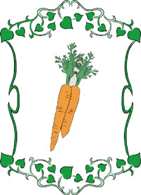 P-Patch carrots