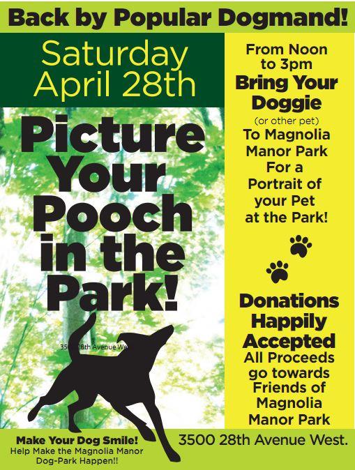 Pooch Pics Flyer